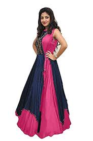 73 off on gown semi stiched women u0027s bollywood designer lehenga