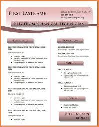 Free Resume Templates 2014 New Resume Format Sample New Resume Format Resume Format Resume