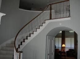 Replace Stair Banister North Texas Custom Wrought Iron Baluster Replacement And Staircase