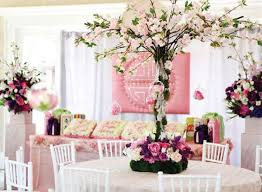 cherry blossom table centerpieces 11585