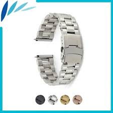 seiko bracelet metal images Stainless steel watch band 16mm 18mm 20mm 22mm for seiko safety jpg