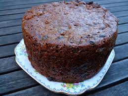 boiled fruit cake cook diary