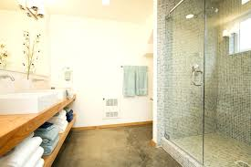 Lowes Interior Paint by A Look At The Use Of Concrete Floors In Bathroomsinterior Floor