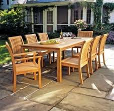 wooden patio table and chairs teak wood patio furniture dosgildas com
