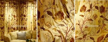 Yellow Faux Silk Curtains Silk Curtains