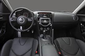 mazda 2011 interior 2011 mazda rx 8 grand touring editors u0027 notebook automobile