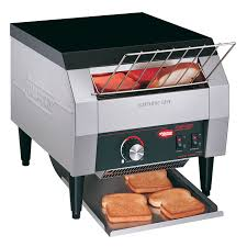 Bread Toaster 10 Toast Qwik Conveyor Toaster Conveying Toaster