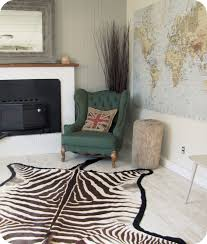 Round Bathroom Rugs For Sale by My House Of Giggles Zebra Skin Rug For Sale
