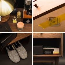 How To Organize Nightstand The Perfect Nightstand For Men Gear Patrol