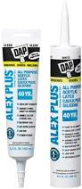 Clear Bathroom Sealant Alex Plus Acrylic Latex Caulk Plus Silicone Dap