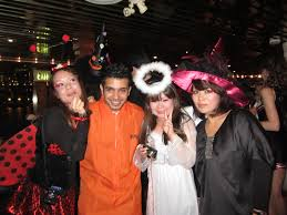 global village vancouver events halloween boat cruise party