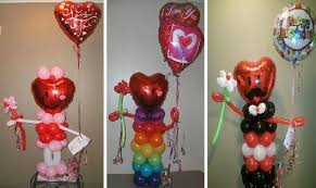 valentines day balloon delivery and balloons