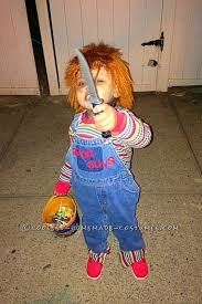 chucky costume toddler chucky toddler costume