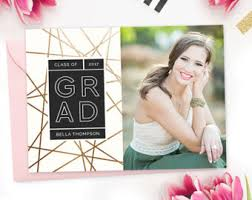 senior graduation announcement templates graduation announcement photography template senior high