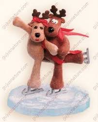 rodney and rhonda reindeer 2007 hallmark keepsake