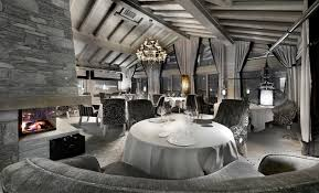 hotel k2 in courchevel 1850 france white blancmange