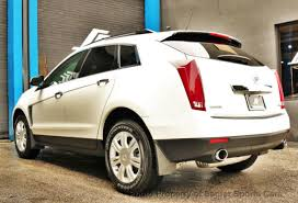 cadillac srx pearl white 2013 cadillac srx pearl white 28k financing available accept