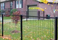 aluminum fences fence parts and home garden accents