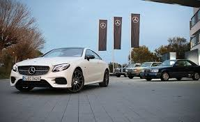 mercedes e class coupe 2018 mercedes e class coupe drive review car and driver