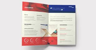 docs brochure template sle brochure templates microsoft word free half fold brochure
