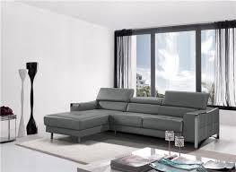 Moderne Sofa L Forme Canapé Avec Moderne Sofa Sectionnel En Cuir Et Canapés