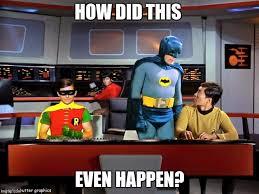 Meme Generator Star Trek - batman star trek meme generator imgflip