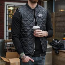 work king quilted freezer vest u2013 town moto