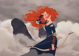 merida angus in brave wallpapers brave images merida fan arts wallpaper and background photos
