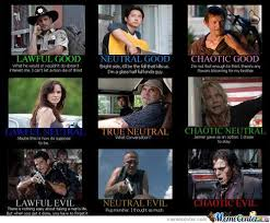 Alignment System Meme - the walking dead the alignment system dead out pinterest