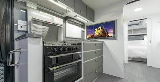 Caravan Interior Storage Solutions Caravan Storage Tips Organise Your Caravan Galaxy Caravans