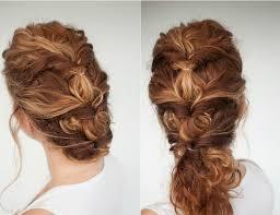 Frisuren Lange Haare Alltag by 40 Frisuren Für Naturlocken Zum Selbermachen Mit Anleitung