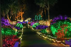 Oregon Zoo Zoo Lights by Shore Acres State Park Coos Bay Oregon Holiday Lights Places
