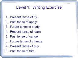 chapter 9 verb tenses and parts ppt video online download