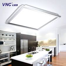 Led Kitchen Lighting Fixtures Led Kitchen Light Fixture 4 Foot Led Kitchen Light Fixture