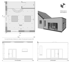 House Elevation Dimensions by Newcastle House Extension Plan Hahnow