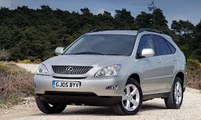 lexus truck 2009 lexus rx estate review 2003 2009 parkers