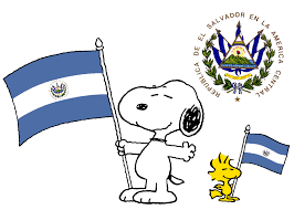 snoopy en el mundo snoopy in the world el salvador snoopy and