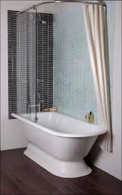 Black Ruffle Shower Curtain Bathrooms Marvelous Country Farmhouse Curtains Gray Ruffle