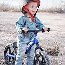 the strider balance bike inspires kids to ride strider bikes