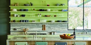 white kitchen wall display cabinets 20 kitchen open shelf ideas how to use open shelving in