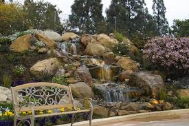 Pictures Of Backyard Ponds by Pond And Waterfall Pictures Gallery Landscaping Network