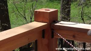solar powered deck post lights architecture post lights for decks sigvard info