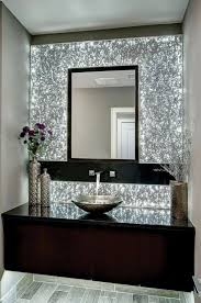 Modern Powder Room 25 Best Powder Room Mirrors Ideas On Pinterest Small Powder