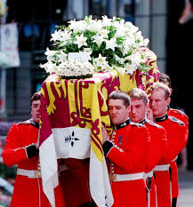 diana burial the casket of princess diana photos 19 years later the