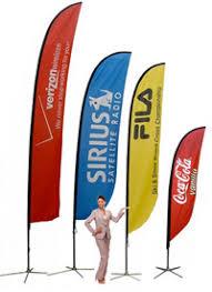 custom printed flag banners