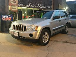 silver jeep grand cherokee 2007 50 best chicago used jeep grand cherokee for sale savings from 3 009