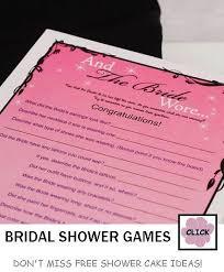 20 best bridal shower games images on pinterest wedding shower