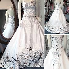 camo dresses for weddings snow camo wedding dress wedding dress camo camo weddings