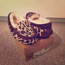 ugg australia ansley slipper sale 60 ugg shoes ugg leopard ansley slippers from kristen s
