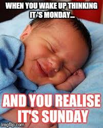 Laughing Baby Meme - sleeping baby laughing memes imgflip